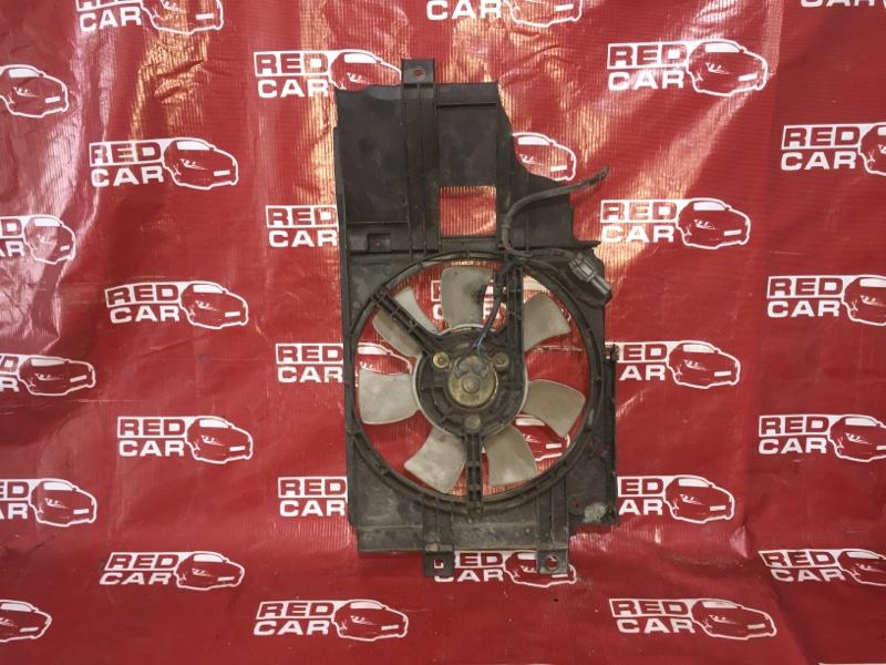 Диффузор радиатора Nissan Cube AZ10-181103 CGA3-074122 2000 (б/у)