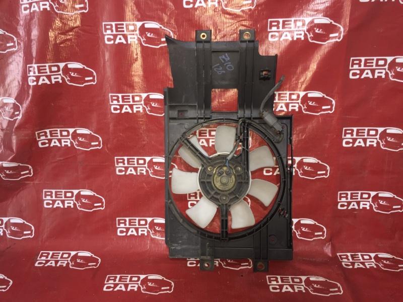 Диффузор радиатора Nissan Cube Z10-097749 CG13 1998 (б/у)