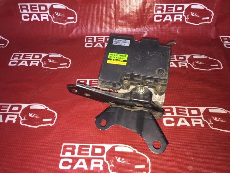 Блок abs Toyota Vitz NCP15-0018671 2NZ 2000 (б/у)