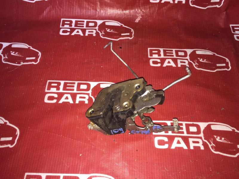 Замок двери Toyota Caldina CT199-5004563 3C 2001 передний правый (б/у)