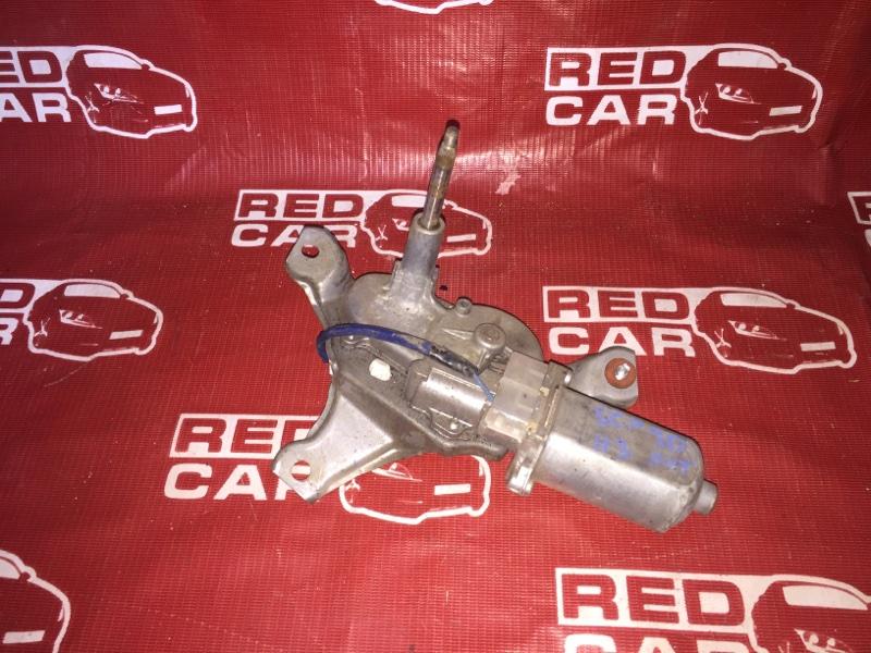 Моторчик заднего дворника Toyota Vitz SCP90-5070321 2SZ 2007 (б/у)