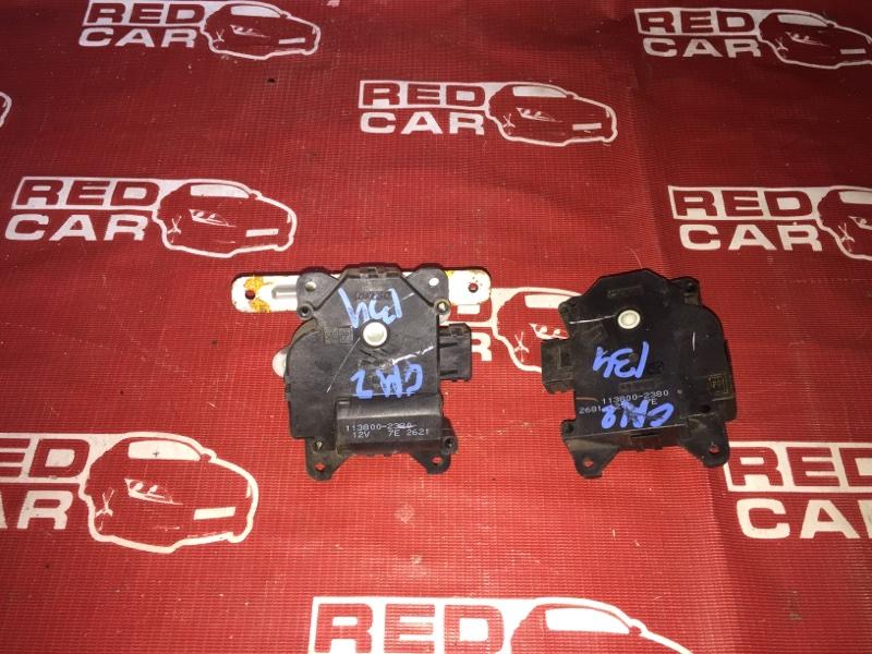 Сервопривод заслонок печки Honda Accord CM2-3006581 K24A 2003 (б/у)
