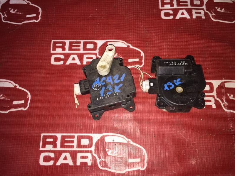 Сервопривод заслонок печки Toyota Rav4 ACA21 1AZ-FSE (б/у)