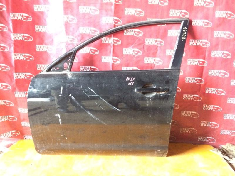 Дверь Mazda Axela BK5P-335187 ZY-538044 2000 передняя левая (б/у)