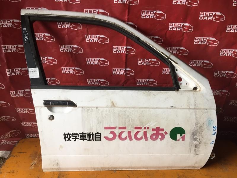Дверь Nissan Bluebird SU14-105853 CD20-752972X 1999 передняя правая (б/у)