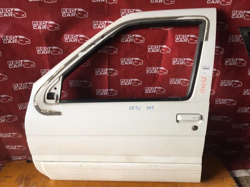 Дверь Nissan Terrano PR50-011147 QD32 1997 передняя левая (б/у)