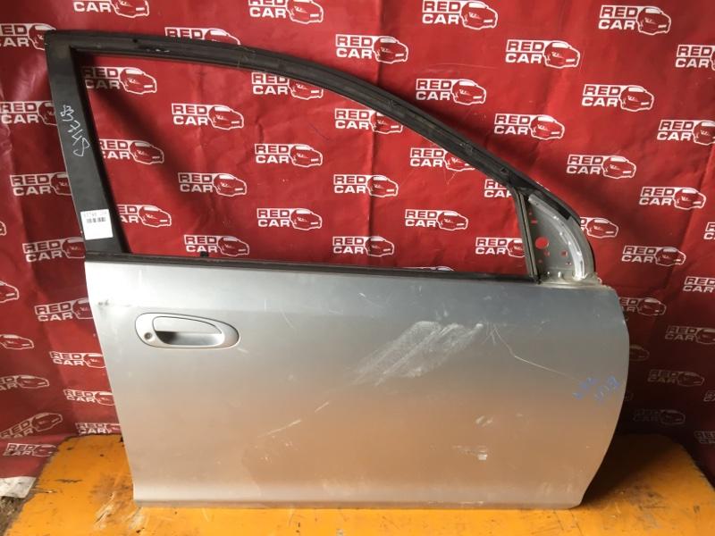 Дверь Honda Civic EU1-1026790 D15B-3637907 2001 передняя правая (б/у)