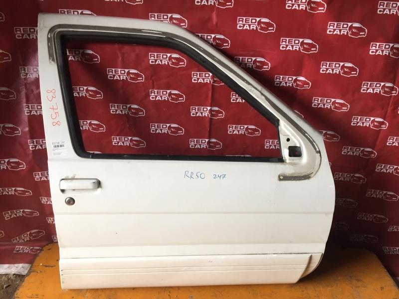 Дверь Nissan Terrano PR50-011147 QD32 1997 передняя правая (б/у)
