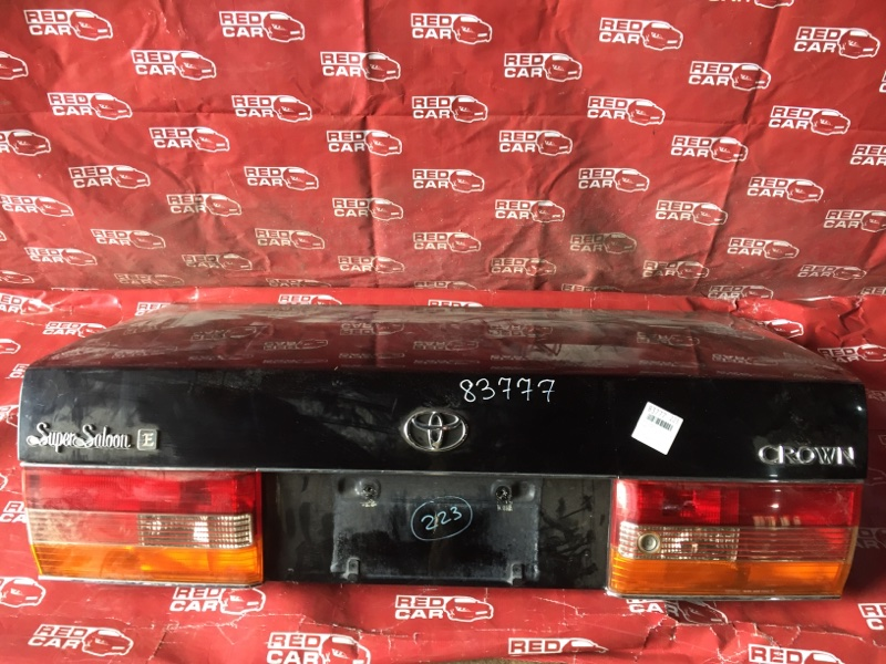 Крышка багажника Toyota Crown GS151-0047694 1G-6860781 2001 (б/у)