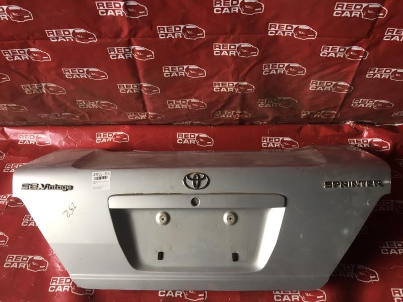 Крышка багажника Toyota Sprinter AE110-0062450 5A-C230682 1996 (б/у)
