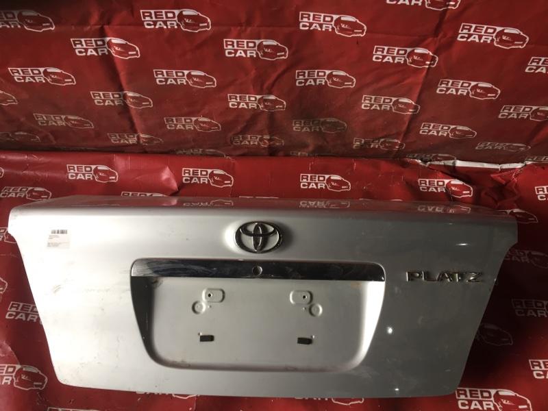 Крышка багажника Toyota Platz NCP16 (б/у)