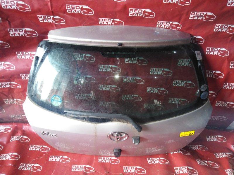 Дверь 5-я Toyota Vitz KSP90-5057608 1KR-0247076 2006 (б/у)