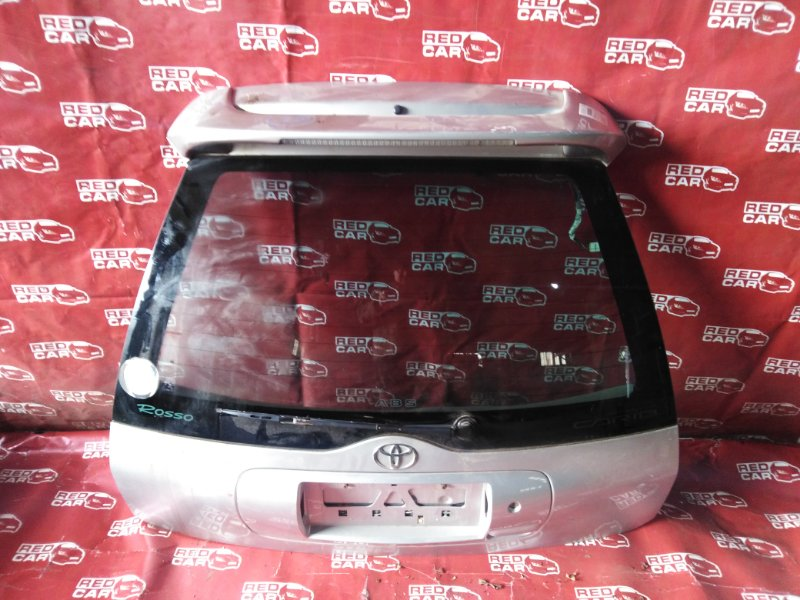 Дверь задняя Toyota Carib AE111-7071013 4A-H371642 1999 (б/у)