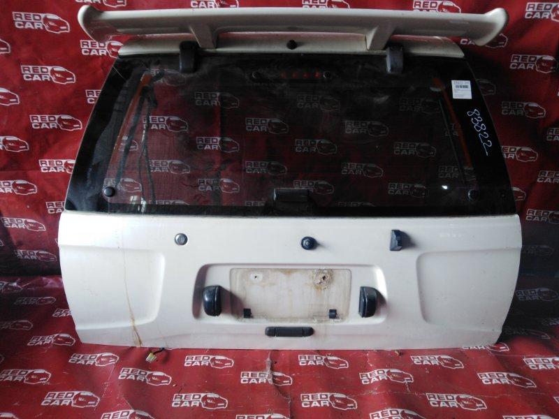 Дверь задняя Nissan Terrano PR50-011147 QD32 1997 (б/у)