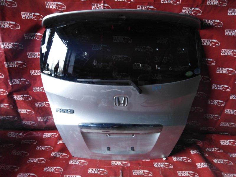 Дверь задняя Honda Freed GB4-1006432 L15A-2506442 2009 (б/у)
