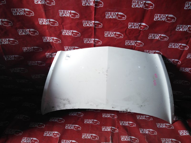 Капот Honda Fit GD3-2013834 L15A-1516114 2007 (б/у)
