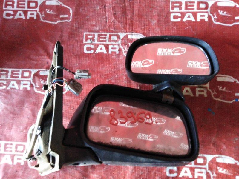 Зеркало Nissan Bluebird SU14-105853 CD20-752972X 1999 правое (б/у)