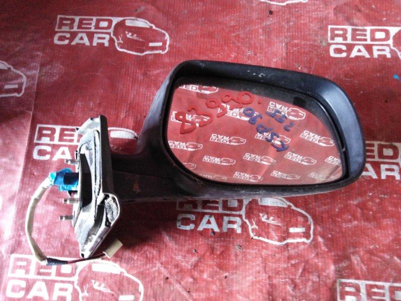 Зеркало Toyota Vitz KSP90-5057608 1KR-0247076 2006 правое (б/у)