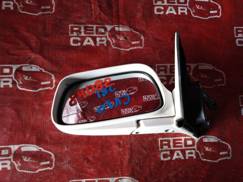 Зеркало Toyota Camry CV30-0009311 2C-1698817 1990 левое (б/у)