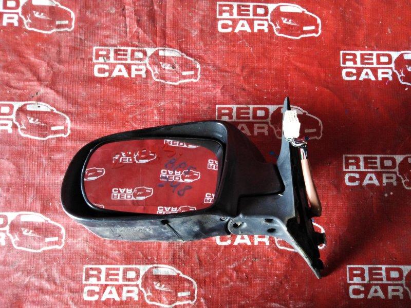 Зеркало Subaru Legacy BP5-104678 EJ20-C720312 2005 левое (б/у)