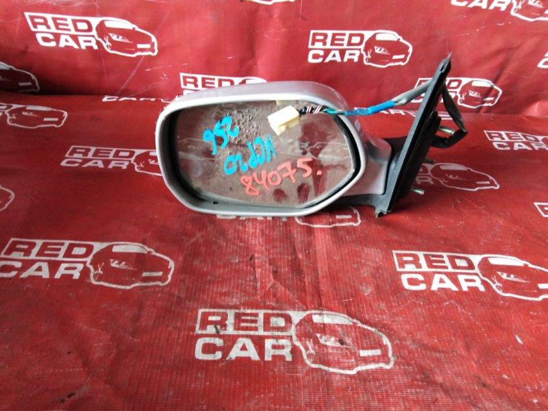 Зеркало Toyota Funcargo NCP20-0368203 2NZ-3552568 2004 левое (б/у)