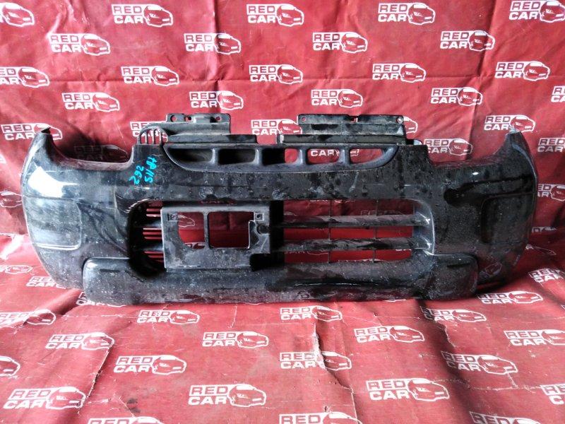 Бампер Mazda Laputa HP11S-601060 F6A-2624121 1999 передний (б/у)