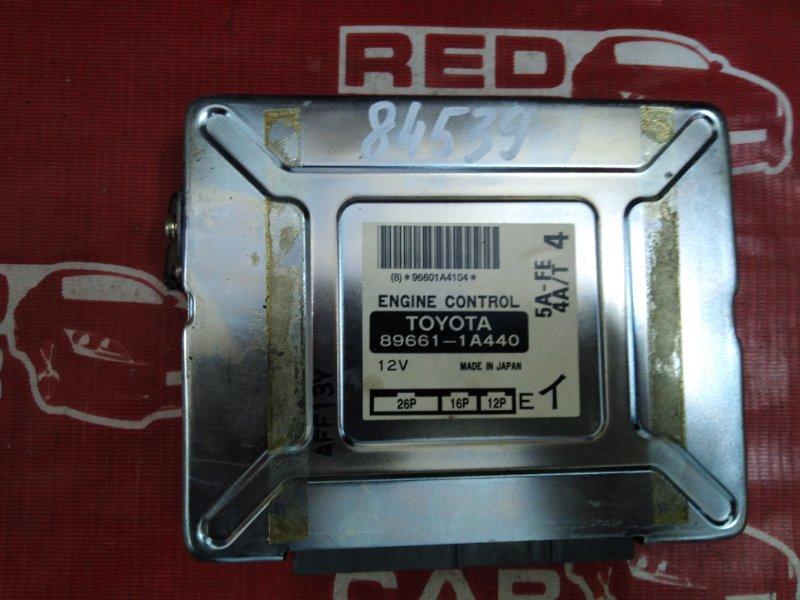 Компьютер Toyota Sprinter AE110-0062450 5A-C230682 1996 (б/у)