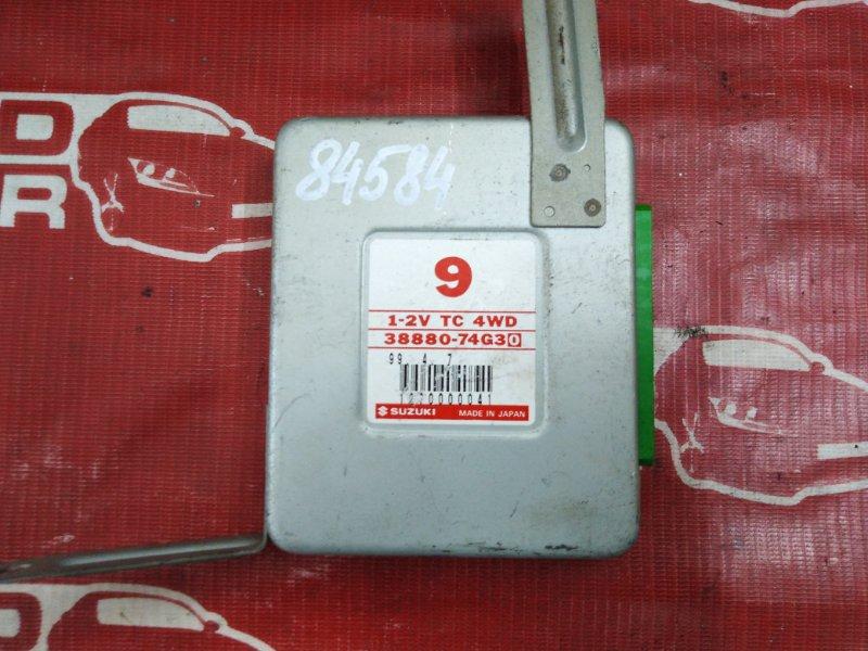 Блок управления акпп Mazda Laputa HP11S-601060 F6A-2624121 1999 (б/у)