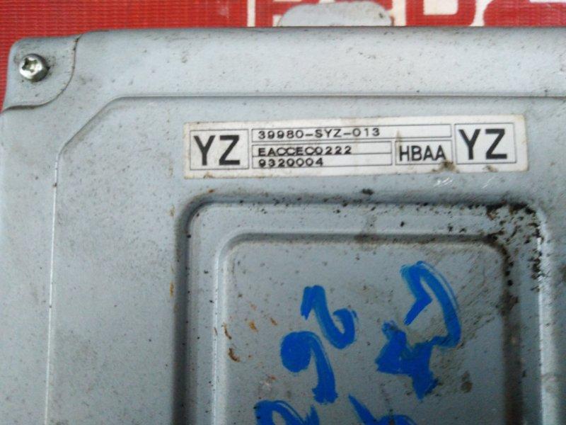 Блок управления рулевой рейкой Honda Freed GB4-1006432 L15A-2506442 2009 (б/у)