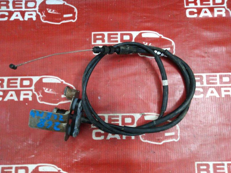 Трос газа Toyota Corolla Runx ZZE124-0020190 1ZZ-2428159 2005 (б/у)