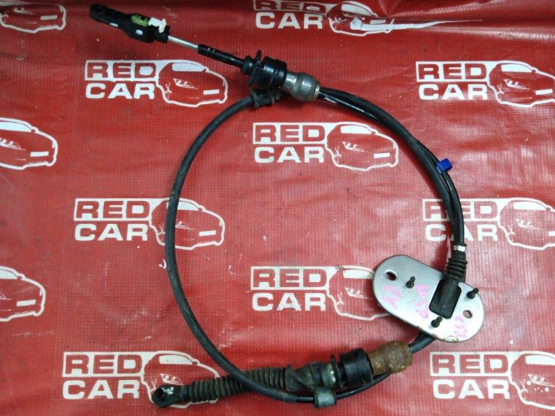 Трос переключения акпп Mazda Axela BK5P-335187 ZY-538044 2000 (б/у)