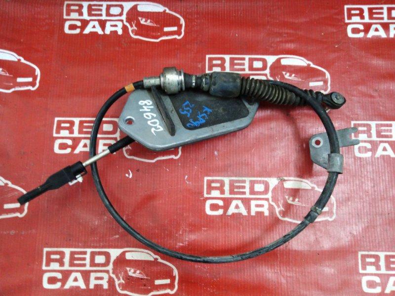 Трос переключения акпп Toyota Vitz KSP90-5057608 1KR-0247076 2006 (б/у)
