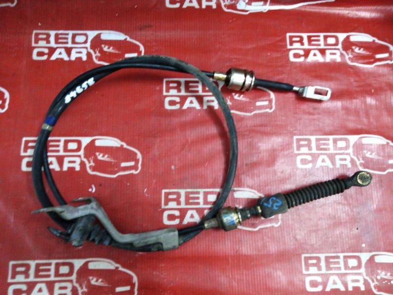 Трос переключения акпп Toyota Funcargo NCP20-0200341 2NZ-1919466 2001 (б/у)
