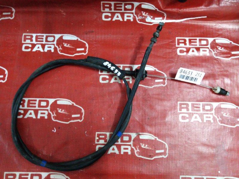 Трос газа Toyota Funcargo NCP20-0200341 2NZ-1919466 2001 (б/у)