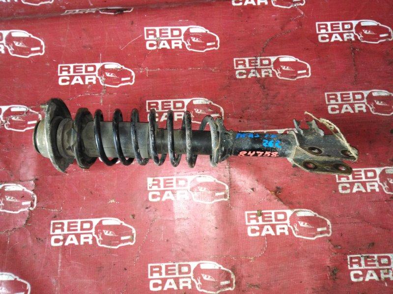 Стойка Mazda Laputa HP11S-601060 F6A-2624121 1999 передняя правая (б/у)