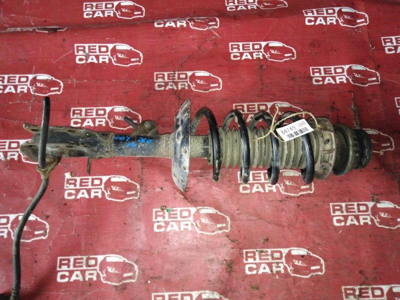 Стойка Honda Freed GB4-1006432 L15A-2506442 2009 передняя левая (б/у)