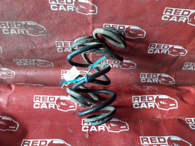 Пружина Toyota Probox NCP55-0052818 1NZ-C602722 2007 задняя (б/у)