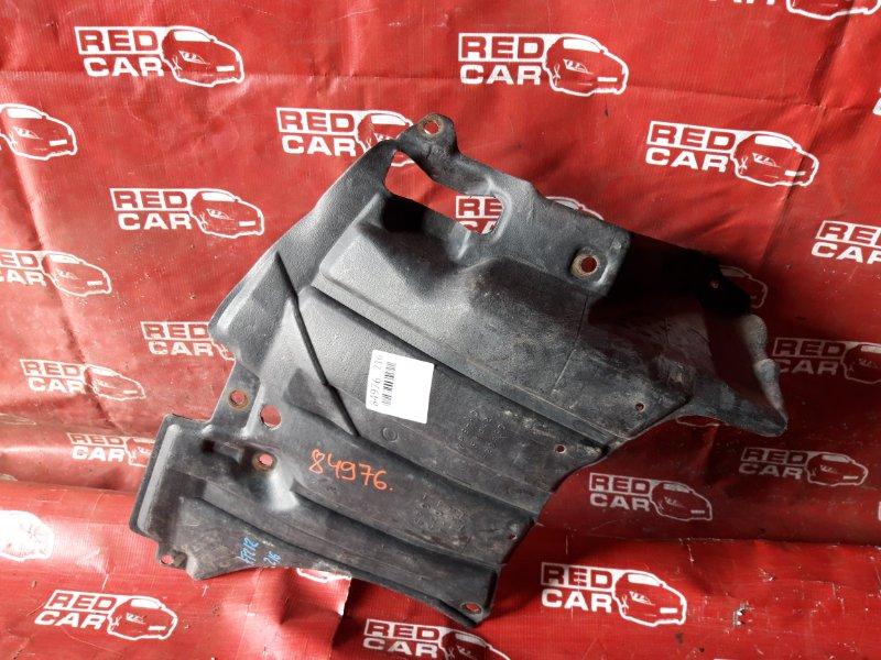 Защита двигателя Toyota Carina AT212-0093818 5A 2001 левая (б/у)