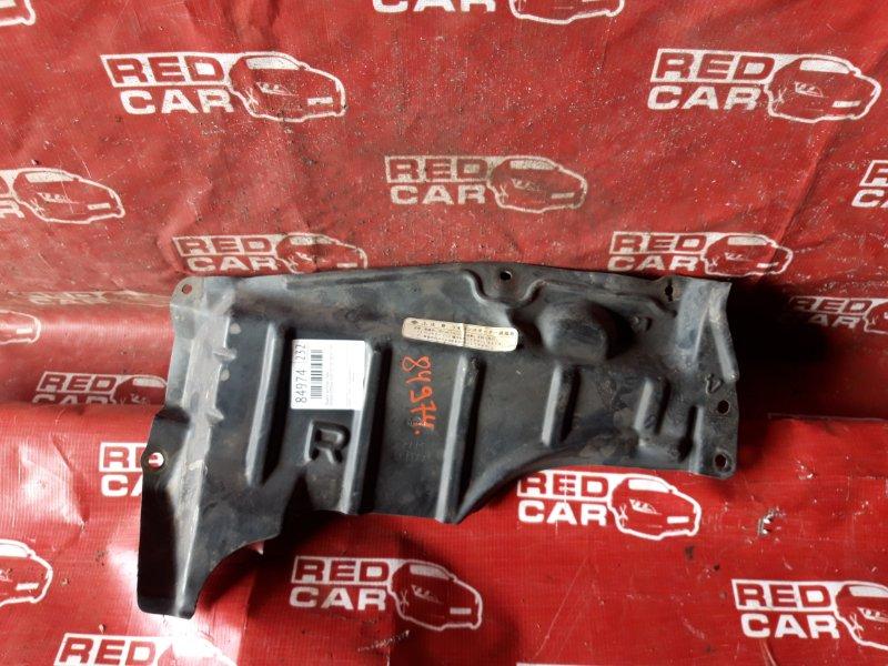 Защита двигателя Nissan Serena TC24-327393 QR20 2005 правая (б/у)