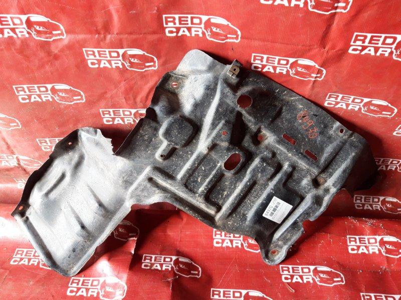 Защита двигателя Toyota Carib AE111-7071013 4A-H371642 1999 правая (б/у)