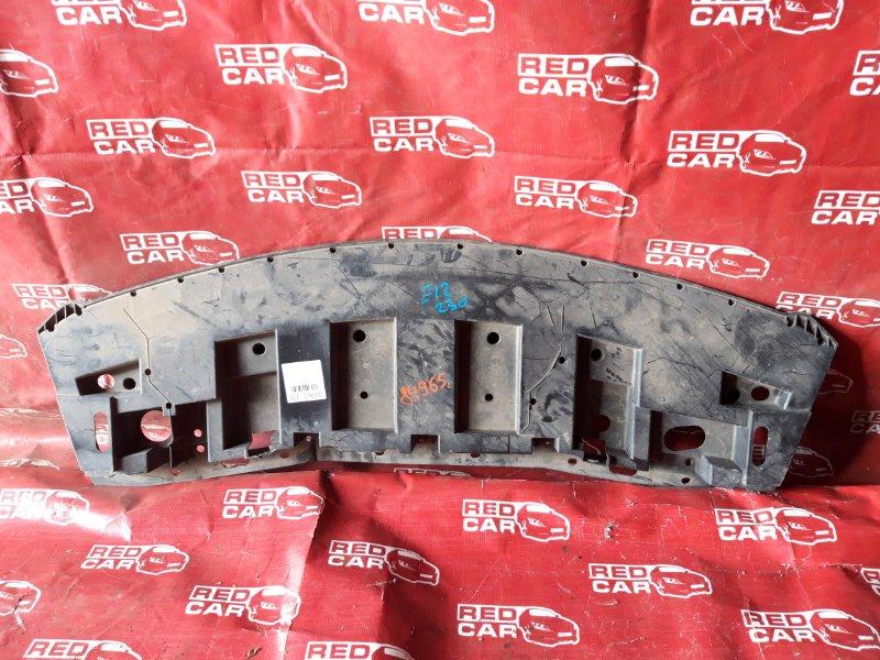 Защита бампера Nissan Note E12-099999 HR12DDR 2008 (б/у)