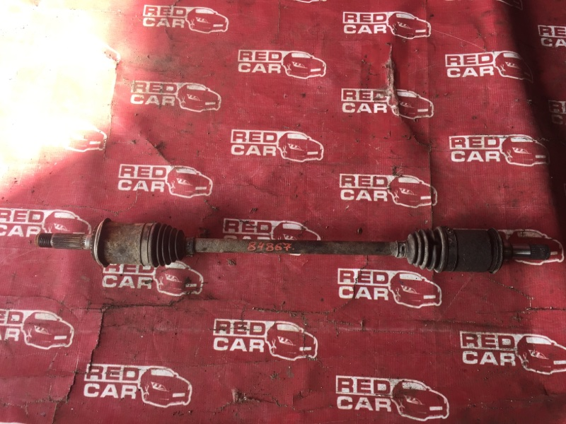 Привод Honda Freed GB4-1006432 L15A-2506442 2009 задний левый (б/у)