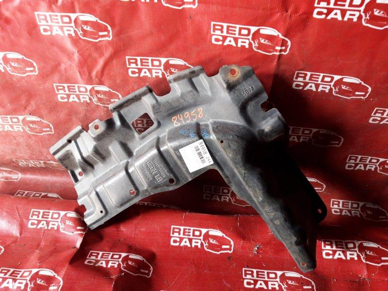 Защита двигателя Toyota Funcargo NCP20-0042167 2NZ 1999 левая (б/у)