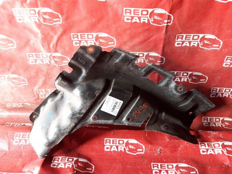 Защита двигателя Toyota Funcargo NCP20-0184653 2NZ 2001 правая (б/у)