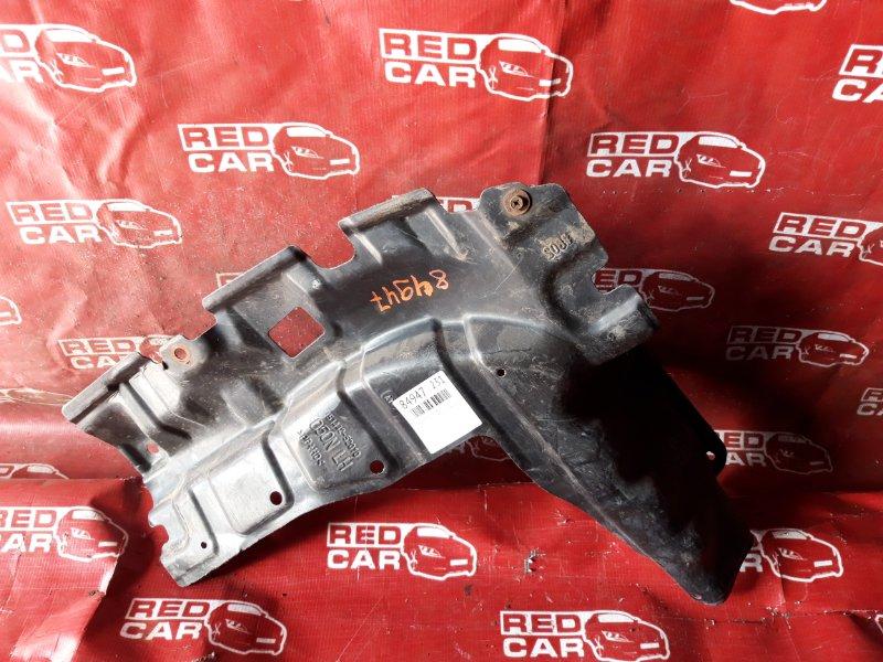 Защита двигателя Toyota Funcargo NCP20-0184653 2NZ 2001 левая (б/у)