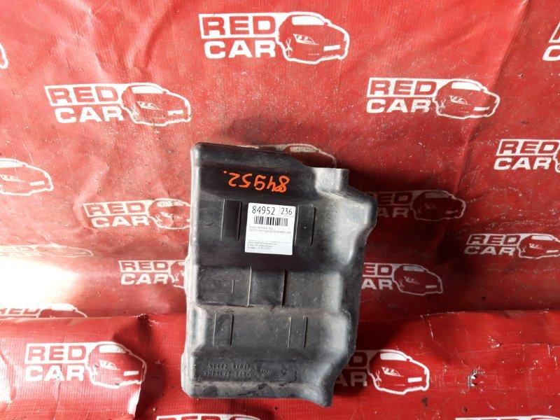Защита двигателя Toyota Passo QNC10-0020488 K3 2004 левая (б/у)