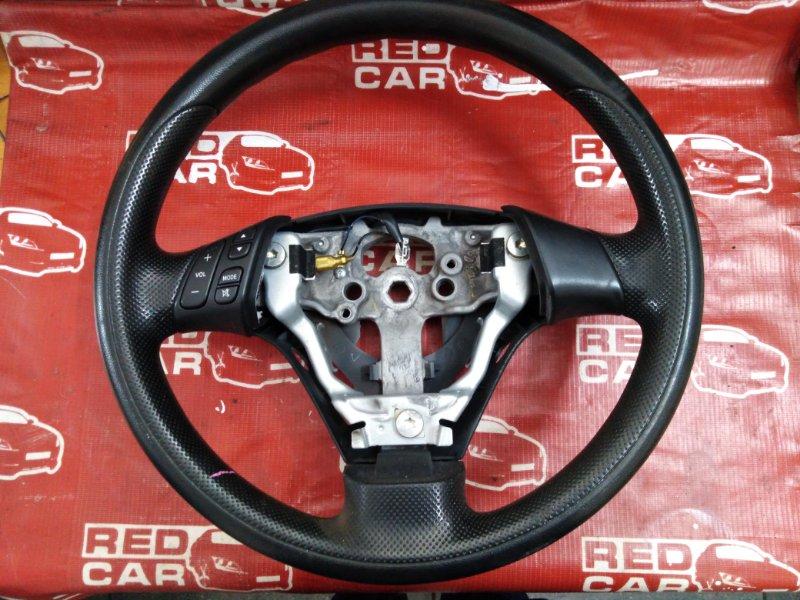 Руль Mazda Axela BK5P-335187 ZY-538044 2000 (б/у)