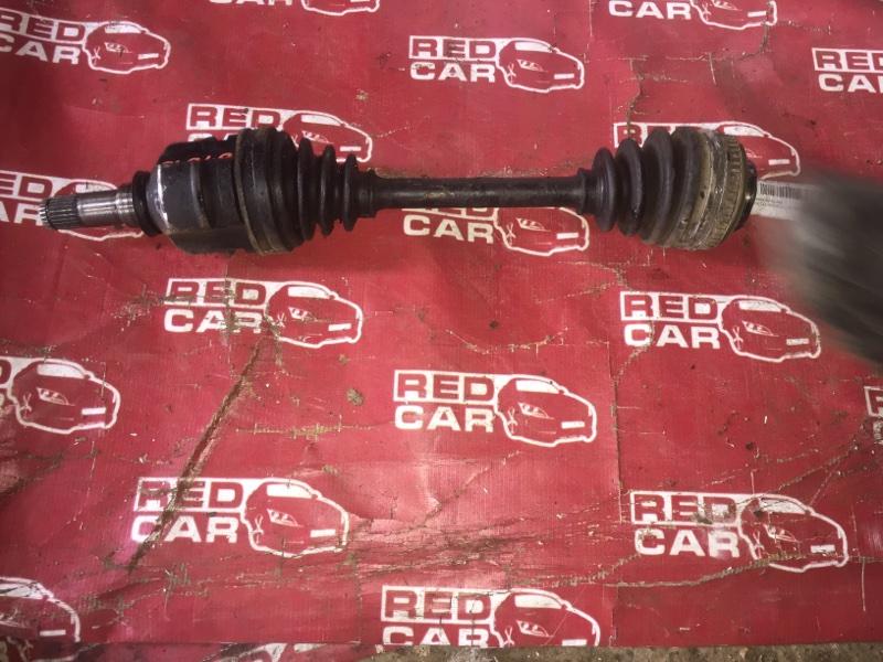 Привод Toyota Carib AE111-7071013 4A-H371642 1999 передний левый (б/у)