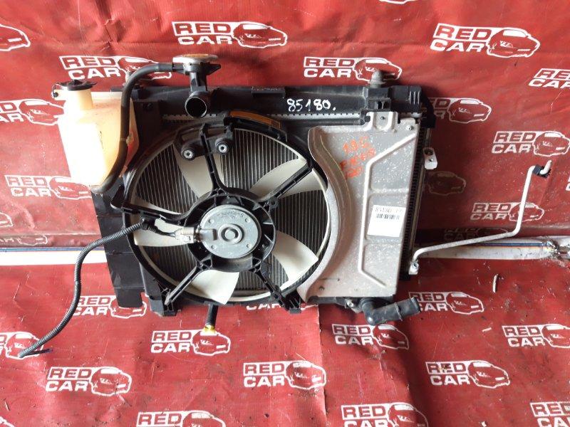 Радиатор основной Toyota Ractis NSP120-2009788 1NR 2011 (б/у)