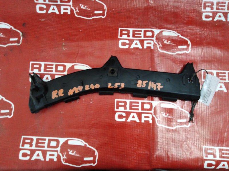 Крепление бампера Toyota Allion ZZT240-5011800 1ZZ-A039027 2003 заднее правое (б/у)